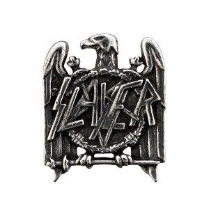 Slayer Eagle Pin Badge