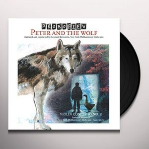 Prokofiev* – Peter And The Wolf / Violin Concerto No. 2