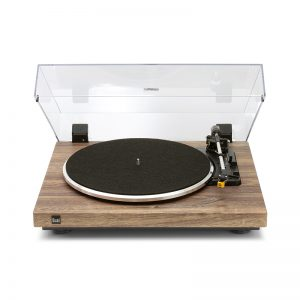 Dual CS 458 with Easy Motion Cables wood