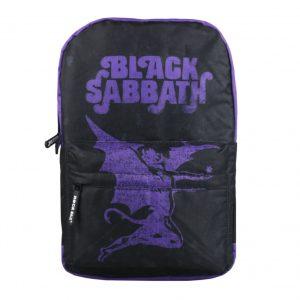 RockSax Σακίδιο Black Sabbath - Demon Purple