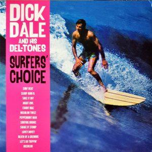 Dick Dale & His Del-Tones – Surfer's Choice