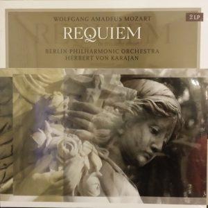 Wolfgang Amadeus Mozart, Herbert von Karajan – Requiem In D Minor K626