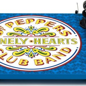 Pro-Ject ESSENTIAL ΙΙI The Beatles - Sgt. Pepper (Ortofon ΟΜ10e)