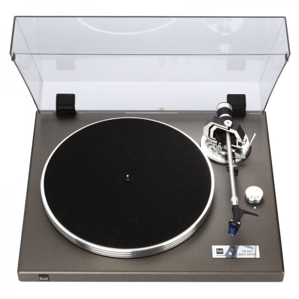 NEW DUAL HIGH END TURNTABLE CS 550 WITH OUT CARTRIDGE