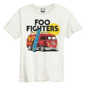 Foo Fighters - Camper Van