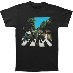 The Beatles T-shirt - Abbey Road