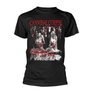 Cannibal Corpse T-shirt – Butchered at birth (Explicit)