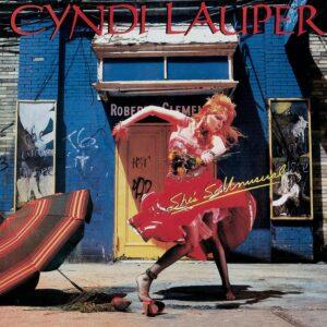 Cyndi Lauper – She's So Unusual