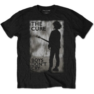 The Cure T-shirt - Boys Don't Cry