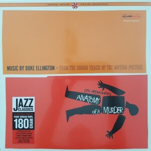 Duke Ellington And His Orchestra – The Soundtrack From The Motion Picture Anatomy Of A Murder