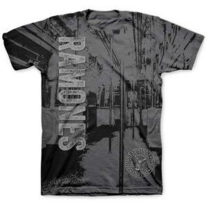 Ramones T-shirt - Subway Sublimation