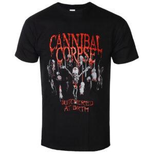 Cannibal Corpse T-shirt - Butchered at birth