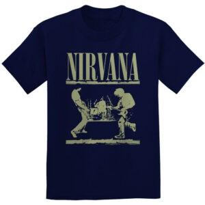 Nirvana T-shirt - Stage