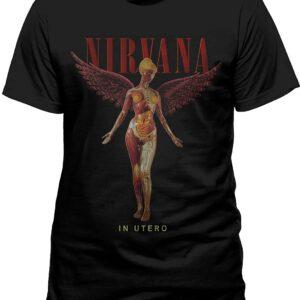 Nirvana T-shirt - In Utero