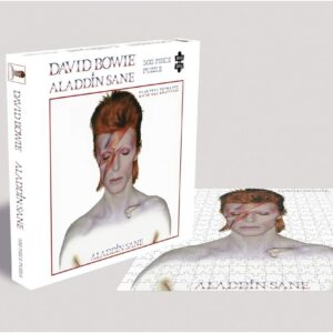 Puzzle David Bowie - Aladdin Sane