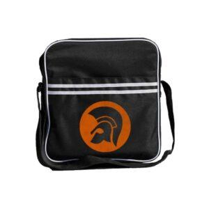 Trojan Helmet - Zip Top Record Bag
