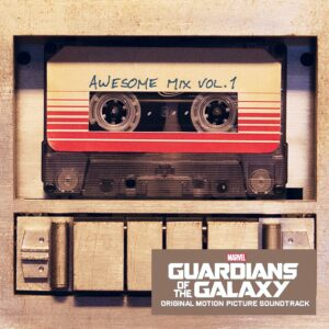Various – Guardians Of The Galaxy Awesome Mix Vol. 1