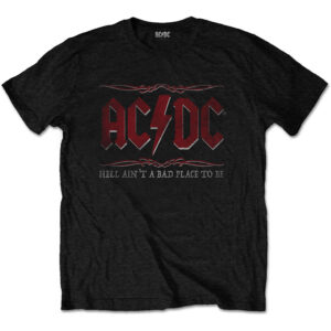 AC/DC T-shirt - Hell Ain't A Bad Place