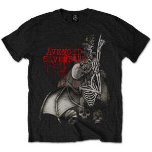 Avenged Sevenfold T-shirt - Spine Climber