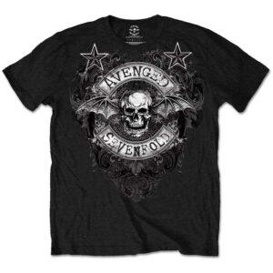 Avenged Sevenfold T-shirt - Stars Flourish