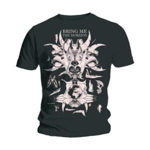 Bring Me The Horizon T-shirt - Skull & Bones
