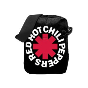 RockSax Cross Body Bag Red Hot Chili Peppers - Asterix