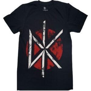 Dead Kennedys T-shirt - Vintage Logo (Back Print)