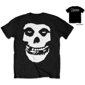 Misfits T-shirt - Classic Fiend Skull (Back Print)