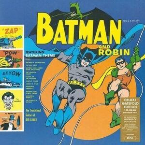 The Sensational Guitars Of Dan & Dale / Sun Ra & The Blues Project – Batman And Robin