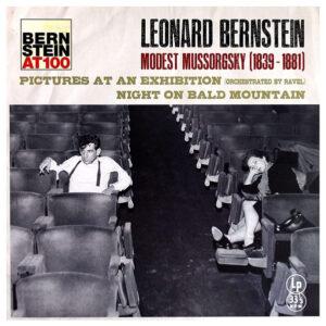 Leonard Bernstein, Modest Mussorgsky – Pictures At An Exhibition / Night On Bald Mountain