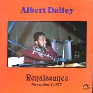Albert Dailey – Renaissance