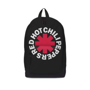 RockSax Backpack Red Hot Chili Peppers - Asterix