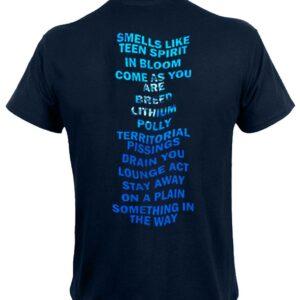 Nirvana T-shirt - Nevermind