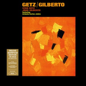 Stan Getz / Joao Gilberto Featuring Antonio Carlos Jobim – Getz / Gilberto