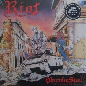 Riot – Thundersteel