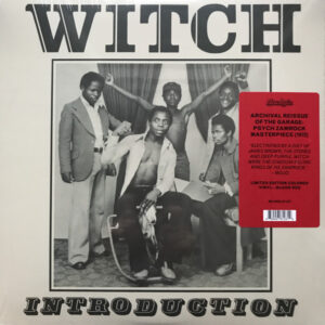 Witch – Introduction
