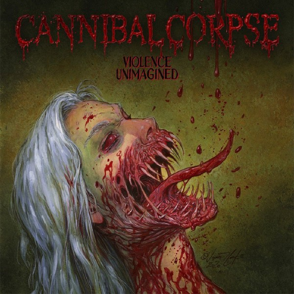Cannibal Corpse – Violence Unimagined