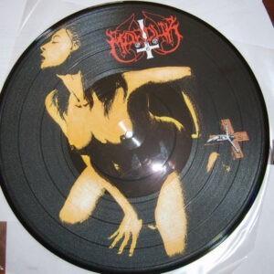 Marduk – Fuck Me Jesus (Used Vinyl)