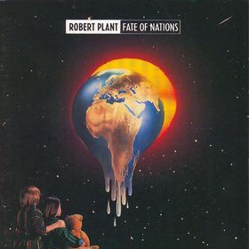 Robert Plant – Fate Of Nations (Used Vinyl)