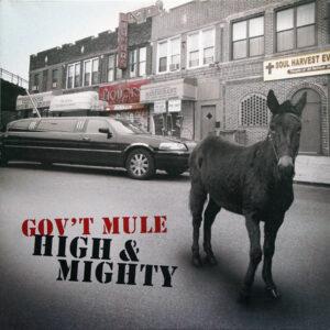 Gov't Mule – High & Mighty (Used Vinyl)