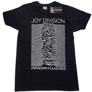 Joy Division T-shirt - Unknown Pleasures